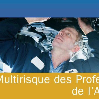 MULTRISQUES DES PROFESSIONNELS DE L'AUTOMOBILE